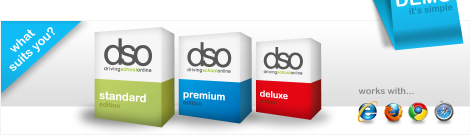 DSO - See Our Packages